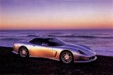 Corvette Callaway C12, 1998 Kunstdruck