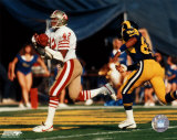 Ronnie Lott - In endzone Photo