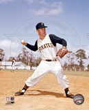 Bill Mazeroski - Fielding, posed Photo