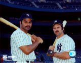 Thurman Munson / Chris Chambliss Photo