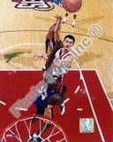 Los Angeles Lakers, Houston Rockets - Shaquille O'Neal, Yao Ming Photo Photo