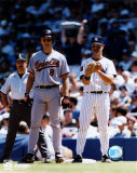 Cal Ripken Jr / Don Mattingly Photo