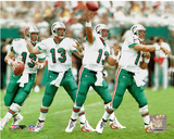 Dan Marino -Multiple Exposure Photo