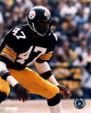 Mel Blount - Action Photo
