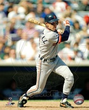 Alan Trammell - Batting Photo