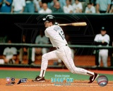 Tampa Bay Rays Wade Boggs - (Devil Rays) - 3000th Hit Photo