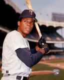 Rod Carew - With bat, posed Photo