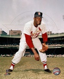 Bob Gibson - Pitching Photo