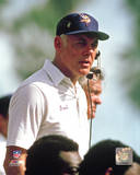 Bud Grant Action Photo