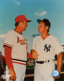 Mickey Mantle / Stan Musial Photo