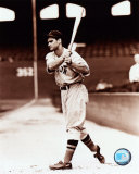 Bobby Doerr - At bat Photo