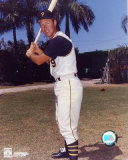 Bill Mazeroski - With bat, posed Photo