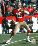 Joe Montana - 9 Toss Photo