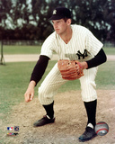Don Larsen - Pitching Photo