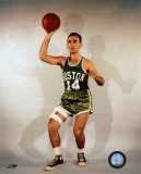 Bob Cousy - With ball Photo