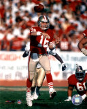 Joe Montana - 17 Action Photo