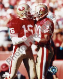 Jerry Rice / Joe Montana Photo