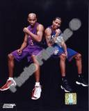 Vince Carter, Allen Iverson Photo Photo