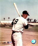 Ted Williams - Bat on shoulder Photo