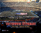 Veterans Stadium - 2003 Final Game Photo