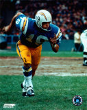Lance Alworth - Running Photo