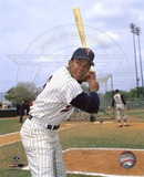Tony Oliva - With bat Photo