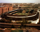 Polo Grounds - Aerial view Photo