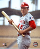 Johnny Bench - With bat, posed Photo