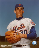 Nolan Ryan - Mets - Hand in glove Photo