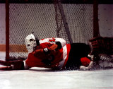 Bernie Parent - Diving action Photo