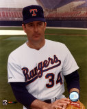 Nolan Ryan - Rangers - Posed waist up Photo