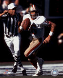 Joe Montana - 7 Scramble Photo