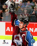 Colorado Avalanche Joe Sakic - 500th NHL Goal December 11, 2002 Photo