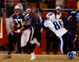 Rodney Harrison - 2003 Divisional Championship Interception, 1/10/04 Photo