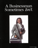 Businessman Sometimes Isn&#39;t Poster