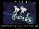 Loyaliteit Poster