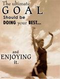 Ultimate Goal Poster