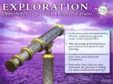 Exploration Plakat