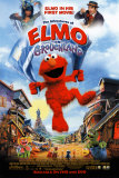 The Adventures of Elmo in Grouchland Plakat