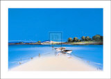 Row Boats Strangford Lough Prints by Gavin Fitzsimons
