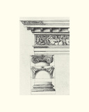 English Architectural IV Prints by  The Vintage Collection