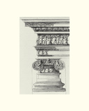 English Architectural II Prints by  The Vintage Collection