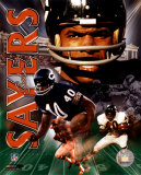 Gale Sayers - Legends Cpmposite &#169;Photofile Foto