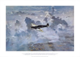 Lone Spitfire Posters van Gerald Coulson