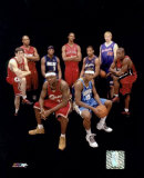 NBA 2004 - Equipe des Rookie All-Star ©Photofile Photographie
