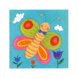 Insectos pequeños III Láminas por Sophie Harding
