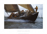 Cowes Regatta IV Prints by Ingrid Abery