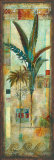 Palmiers en villeII Affiches par John Douglas