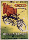 Rovin Giclee Print by A. Cometti