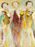 Trois Bijoux Posters by Karen Dupré